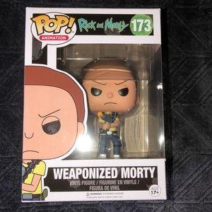Weaponized Morty pop